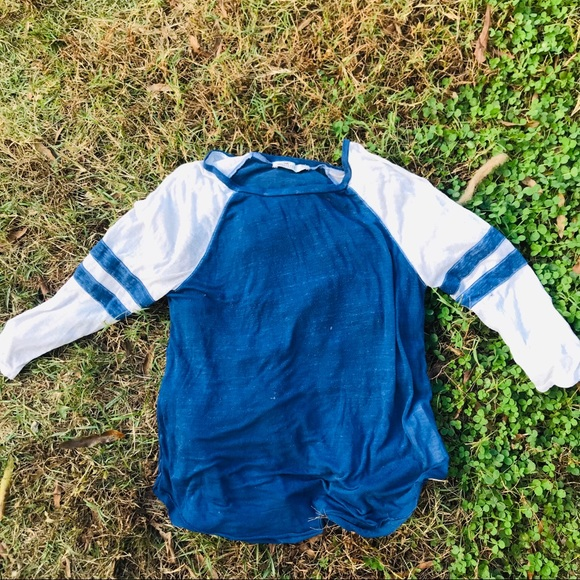 Hollister Tops - Baseball tee